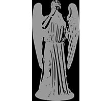 Don't Blink! Photographic Print