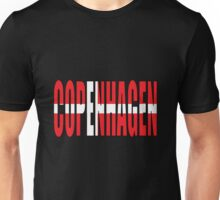 Copenhagen. Unisex T-Shirt