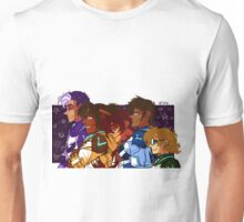 Voltron Squad - Group Unisex T-Shirt