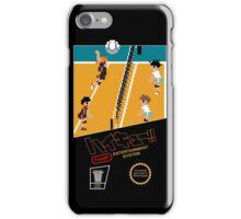 Haikyuu NES Art iPhone Case/Skin