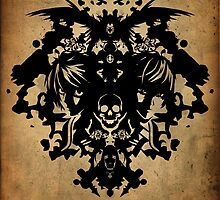 Death Note - Rorschach by Sempaiko