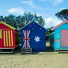 The Huts 2 - Melbourne by Paul Campbell  Photography