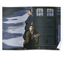 Doctor Who and Jack Poster