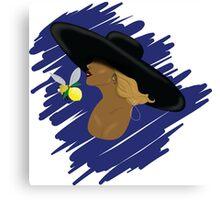BEY SLAY Canvas Print