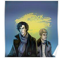 Sherlock - I Believe Poster