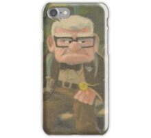 Dug, Kevin, Carl, Ellie, Balloons, Russell, Floating House iPhone Case/Skin