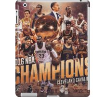 nba champions iPad Case/Skin