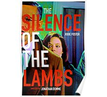 THE SILENCE OF THE LAMBS 12 Poster