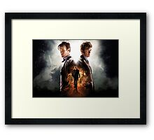 Doctor Who - Day of the Doctor Poster Framed Print