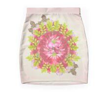 Summer - Bloomed 003 Mini Skirt