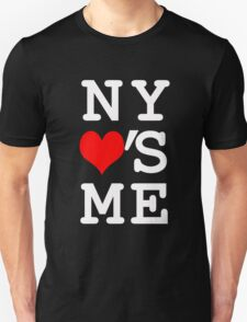 New York Loves Me Unisex T-Shirt