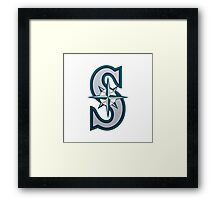 America's Game - Seattle Mariners Framed Print