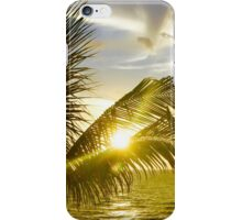 Sunrise in Palm Beach iPhone Case/Skin