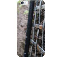 Rusty Gate iPhone Case/Skin