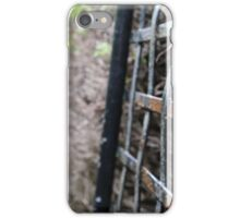 Rusty Gate iPhone Case/Skin