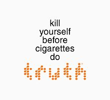 The Truth About Smoking Classic T-Shirt