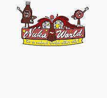 Nuka World - Color Logo Men's Baseball ¾ T-Shirt