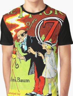 The Magic of Oz Graphic T-Shirt