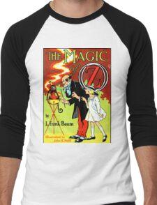 The Magic of Oz Men's Baseball ¾ T-Shirt