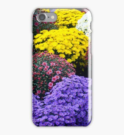 FARMERS MARKET MUMS iPhone Case/Skin