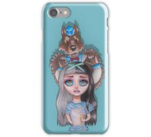 TRACK NINE iPhone Case/Skin