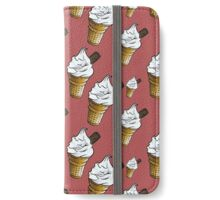 Ice Cream Invasion iPhone Wallet/Case/Skin