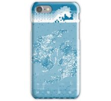 Ice Koi Fish iPhone Case/Skin