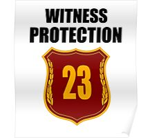 """Witness"" Protection - We Are All Witnessnes Poster"