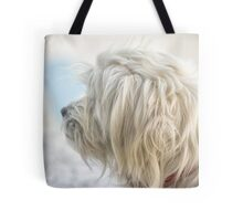 38 Greek Island Hair Tote Bag