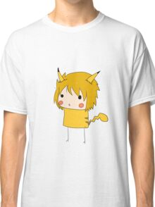 PikaQuinn, defender of hearts. Classic T-Shirt