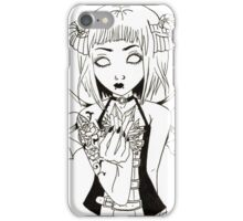 Crystal Demon iPhone Case/Skin