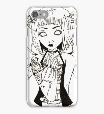 Crystal Demon iPhone Case/Skin