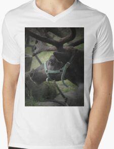 A Reindeer named Sven  Mens V-Neck T-Shirt