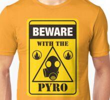 TF2 Pyro Sign Unisex T-Shirt