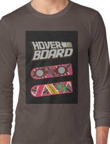 Hoverboard Long Sleeve T-Shirt