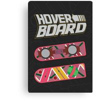 Hoverboard Canvas Print