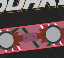Hoverboard Sticker