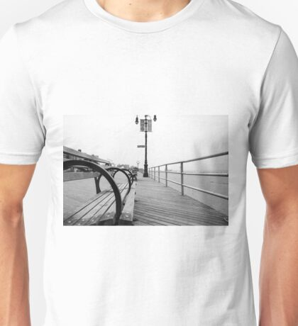Coney Benches Unisex T-Shirt