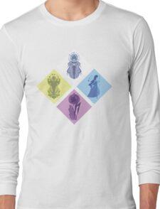 Order of the Diamonds SU Long Sleeve T-Shirt