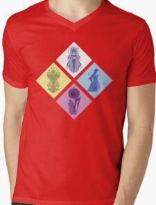 Order of the Diamonds SU Mens V-Neck T-Shirt