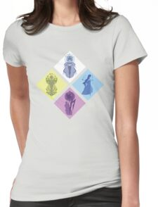Order of the Diamonds SU Womens Fitted T-Shirt