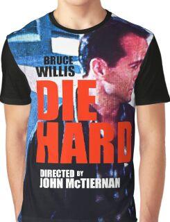 DIE HARD 2 Graphic T-Shirt