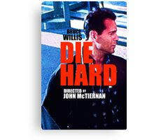 DIE HARD 2 Canvas Print