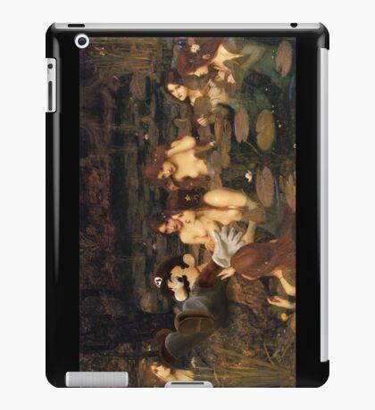 Mario Nymphea iPad Case/Skin
