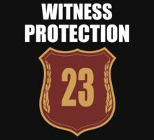 """""""Witness"""" Protection Inverse - We are all witnessnes Kids Tee"""