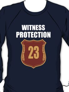 """""""Witness"""" Protection Inverse - We are all witnessnes T-Shirt"""
