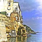 .. picturesque Marechiaro ~ Posillipo / Naples / Italy by Rachel Veser