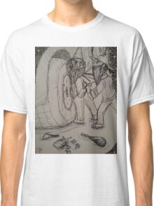Disorderly Gnome Classic T-Shirt