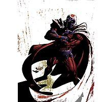Magneto Photographic Print