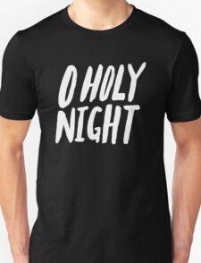O Holy Night II Unisex T-Shirt